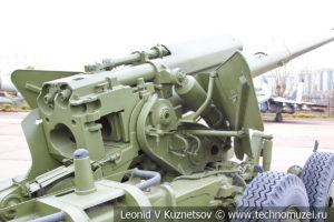 152-мм пушка 2А36 Гиацинт-Б в Музее на Поклонной горе