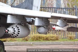 Истребитель МиГ-29 в Музее на Поклонной горе