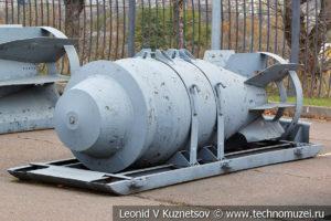 Фугасная авиационная бомба ФАБ-5000М-54 в Музее на Поклонной горе