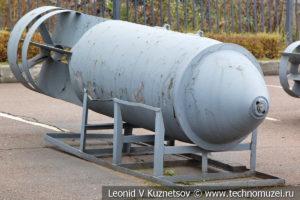 Фугасная авиационная бомба ФАБ-3000М-46 в Музее на Поклонной горе