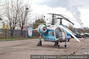 Легкий многоцелевой вертолет Ка-26 ЛЛ в Музее на Поклонной горе
