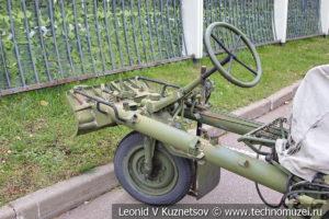 85-мм дивизионная самодвижущаяся пушка СД-44 в Музее на Поклонной горе