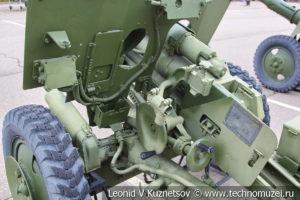 57-мм противотанковая самодвижущаяся пушка ЗиС-2СН в Музее на Поклонной горе