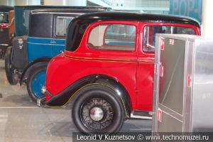 Ford Model Y на выставке ретро автомобилей в аэропорту Домодедово