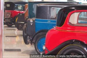 Michel Irat CB1 на выставке ретро автомобилей в аэропорту Домодедово