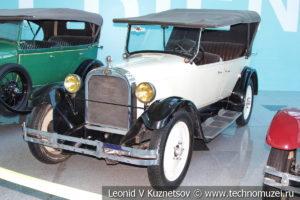 Dodge 124 Open Touring на выставке ретро автомобилей в аэропорту Домодедово
