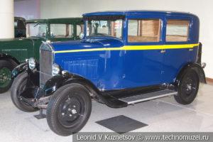 Chenard-Walker Y6 на выставке ретро автомобилей в аэропорту Домодедово