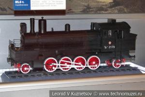 Танк-паровоз Ъм модель