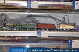 Поезд Николаевской дороги модель