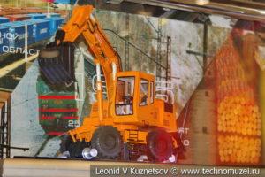 Экскаватор KGT-4RS модель