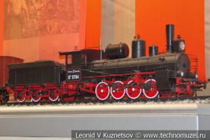 Паровоз Ов 5874 модель