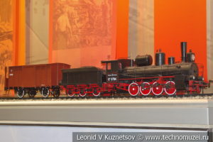 Выставочный комплекс РЖД на Рижском вокзале