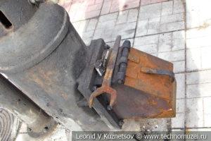 Паровозная гидроколонна в железнодорожном музее на станции Подмосковная
