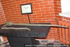 Водонапорная башня в железнодорожном музее на станции Подмосковная