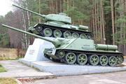 Памятник СУ-100 в Кубинке
