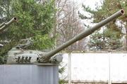 Памятник башня танка Т-64 в Кубинке