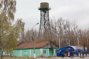 Шуховская водонапорная башня в Лобне