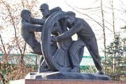 Памятник Первому субботнику в Москве