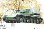 Памятник СУ-76 в Кубинке