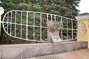 Памятник радиотехническим войскам во Владимире