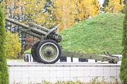Памятник гаубица М-30 в Алексине