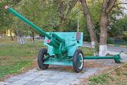 Памятник пушка ЗиС-2 в Красково