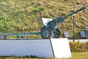 Памятник пушка ЗиС-3 в Криволучье