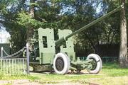 Памятник зенитная пушка С-60 в Куркино