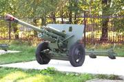 Памятник пушка ЗиС-3 в Снегирях