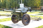 Гаубица М-30 у музея в Снегирях
