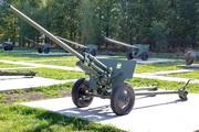 Пушка ЗиС-2 у музея в Снегирях