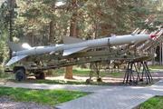 Ракета С-75 у музея в Снегирях