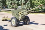 Памятник пушка ЗиС-3 в Лыткарино