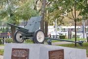 Памятник пушка 53-К в Москве
