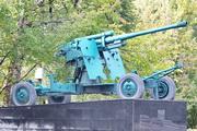 Памятник зенитная пушка 52-К в Москве