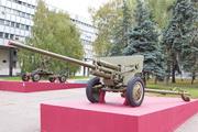 Пушка ЗиС-2 у музея обороны Москвы