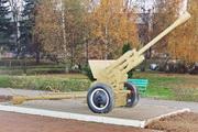 Памятник пушка ЗиС-3 в Одинцово