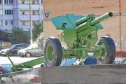 Памятник гаубица М-30 в Островцах