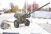 Памятник пушка ЗиС-2 в Озёрах