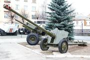 Памятник пушка Д-44 во Владимире