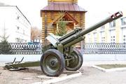 Памятник гаубица Д-1 во Владимире