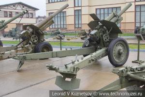 122-мм гаубица образца 1938 года М-30 в музее отечественной военной истории в Падиково