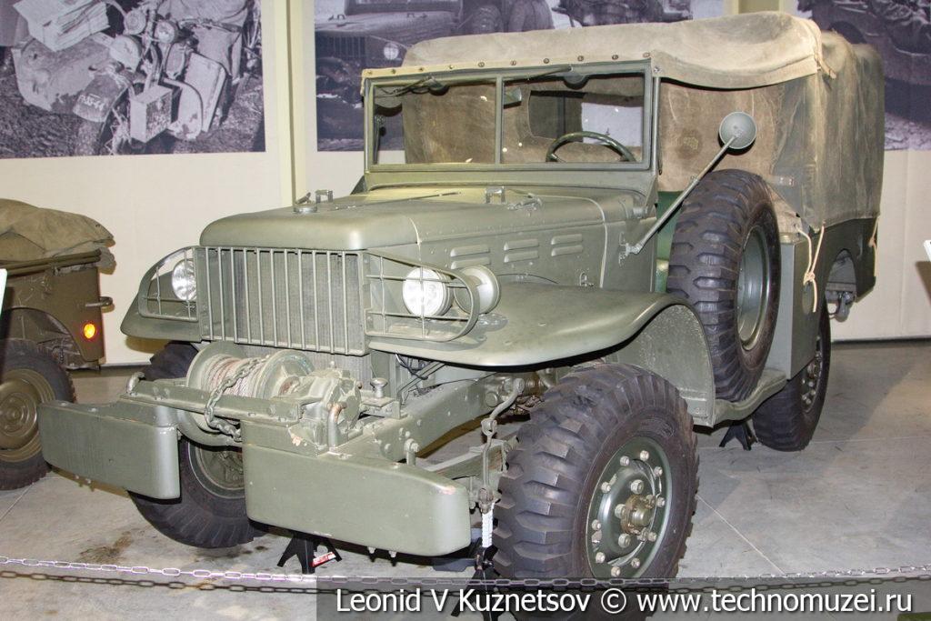 Полноприводный многоцелевой автомобиль Dodge WC-51 (США) 1941 года