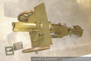 152-мм полевая гаубица образца 1910 года в музее отечественной военной истории в Падиково