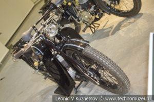 Мотоцикл Л-300 1931 года в музее отечественной военной истории в Падиково