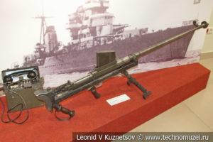 13,97-мм противотанковое ружьё Boys Mk.I в музее отечественной военной истории в Падиково
